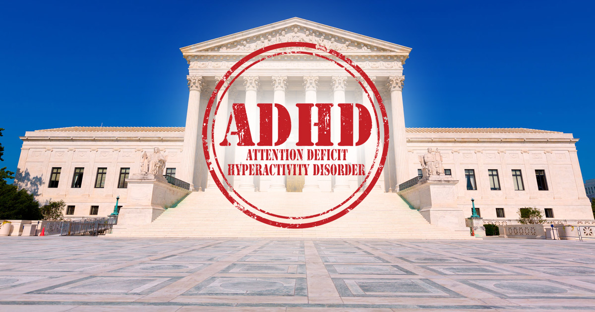 Image result for court adhd