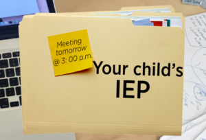 A Mindset: Communication and IEP Team Membership