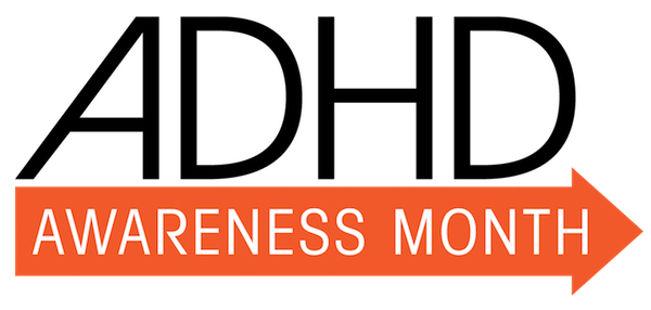 October 2017 is ADHD Awareness Month!